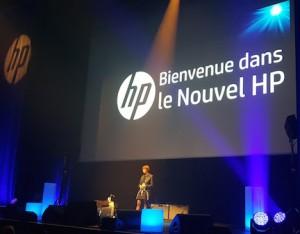 Pascale Dumas - Soirée de lancement HP Inc
