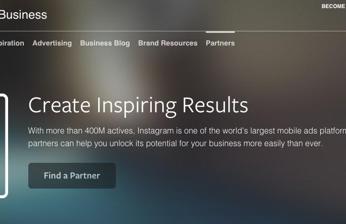 Instagram Partner Program