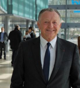 Jean-Michel Aulas, fondateur et président de Cegid Group