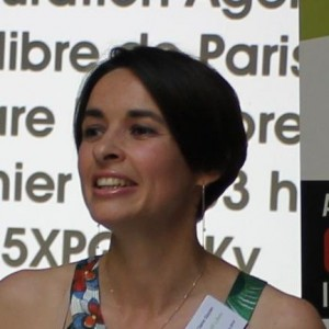 Claire Gayan, responsable de l'agence Parisienne Objectif Libre