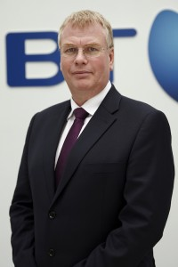 Keith Langridge, vice-président en charge des services réseau chez BT Global Services