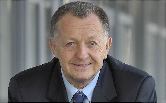 Jean-Michel Aulas, fondateur et président du groupe Cegid