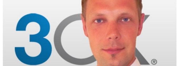 Marcus Kogel, directeur des ventes de 3CX