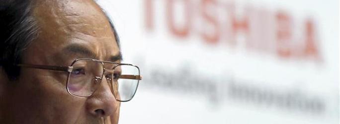 Masashi Muromachi, PDG du conglomérat Toshiba