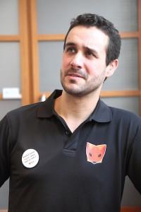 Sylvain Tillon, fondateur de Tilkee