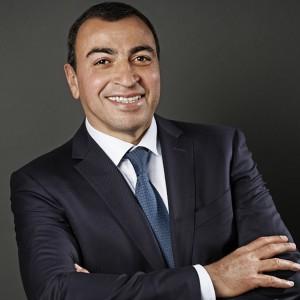 Mehdi Houas, président du groupe Talan
