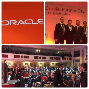 Oracle partner days 2016