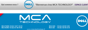 MCA Technology, Grossiste Dell