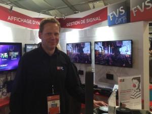 Michel Perrin directeur BU solutions FVS