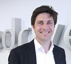Cédric Mermilliod, co-fondateur et directeur général d'Oodrive