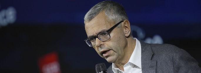 Michel Combes, directeur des opérations d'Altice et président-directeur général de SFR