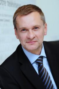 Laurent Freysz, directeur général de Loewe France.