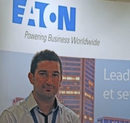 Laurent Badiali, IT Channel manager Europe du Sud d'Eaton.