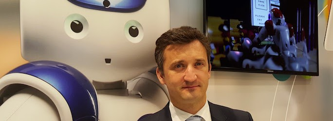 Julien SERET SoftBank Robotics