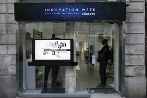 Samsung Innovation Week 2016 - Concept Store
