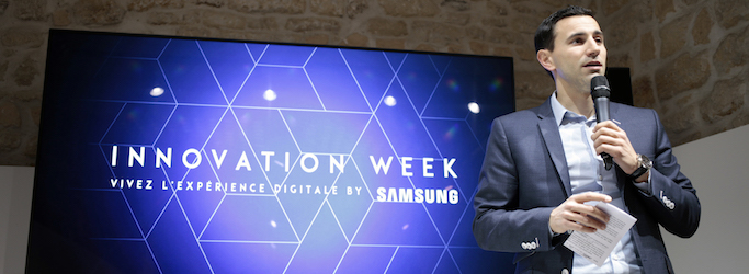 Samsung Innovation Week 2016
