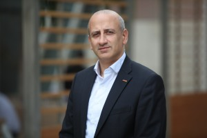 Fadi Moubarak, directeur de la distribution d'Avaya à l'International
