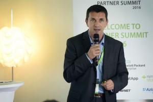 Stéphane Gaillard, directeur commercial de Veeam France & Afrique du Nord.