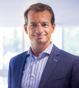 Fabrice Pierga, directeur général d'Exertis France