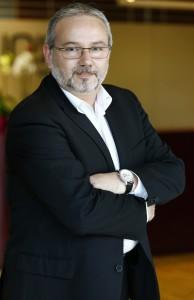 Eric Bornet, directeur commercial et channel Europe du Sud au sein de Juniper Networks.