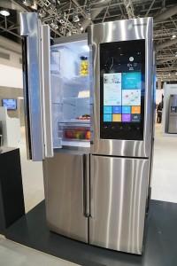 Refrigerateur connecté Samsung - IoT