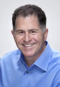 Michael S. Dell, chairman and CEO of Dell Technologies