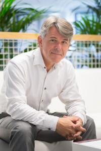 Bruno Lagadec, directeur général du groupe Divalto.