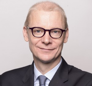 Gilles Thiebaut, managing director France de HPE