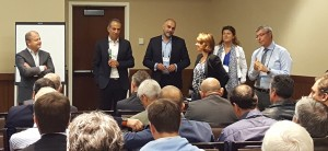 L'équipe HP France et les 60 partenaires français présents à la GPC 2016