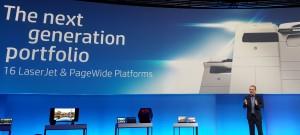 Enrique Lores présente la nouvelle gamme A3 HP
