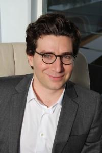 Nicolas Lecocq, directeur de l'entité IoT