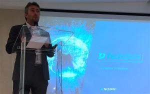 Pascal Murciano, président directeur général de Tech Data France