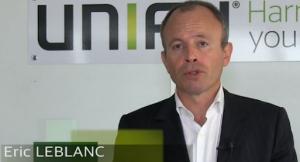 Eric Leblanc vice-président France, Benelux, et Afrique Francophone
