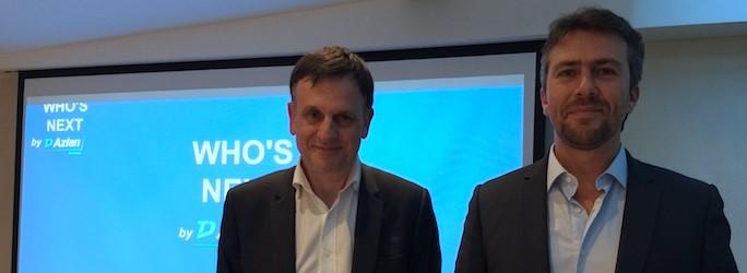 Pascal Murciano et Joel Pera - Tech Data