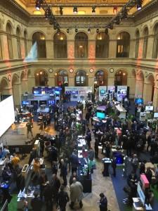 Évènement européen 2016 Eco-Connect de Huawei