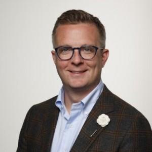 Jason Deck, le vice-président stratégie de Logicworks