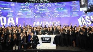 Le titre Nutanix a presque doublé sa valeur en 2 jours.