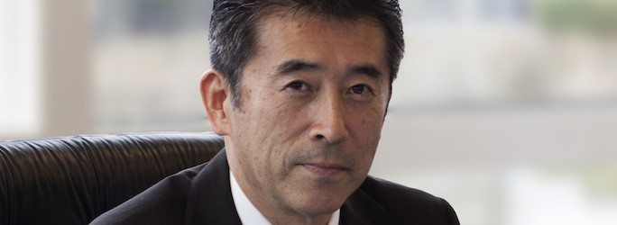 Katsuto Ota, président de Brother France