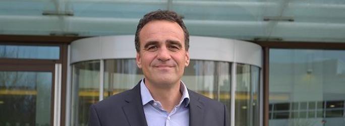 Marcus Adae, vice-président du service fournisseurs stratégiques d'Avnet Technology Solutions, EMEA.