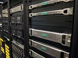 HPE server racks1_credit photo Hewlett Packard Enterprise
