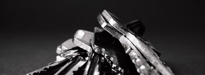 clés, sécurité