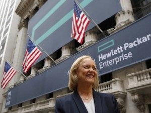 Meg Whitman_HPE_Wall Street